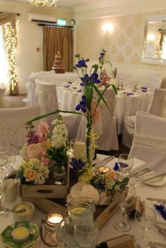 Flower Design Events: Venue Singleton Lodge