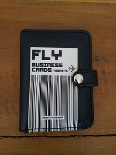 business cards case - papelaria fly