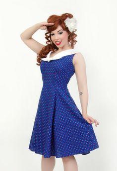 Heartbreaker: Sailor Dress