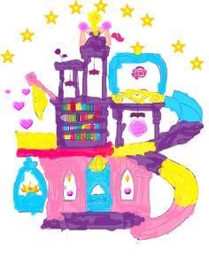 KUBUS -DLA ROCZNEJ SIOSTRZYCZKI 5 lat - My Little Pony - Tęczowe Królestwo - Konkurs na MiniMini+