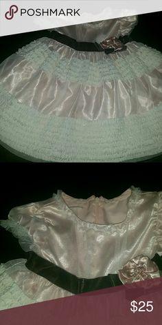 Spotted while shopping on Poshmark: Beautiful baby pink dress! #poshmark #fashion #shopping #style #Bonnie Baby #Other
