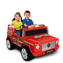 Avigo Fire Engine-- Wanted it for Christmas.. this thing couldnt be in my house waitin for warm weather ha
