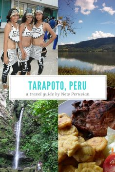 A travel guide to #Tarapoto, #Peru