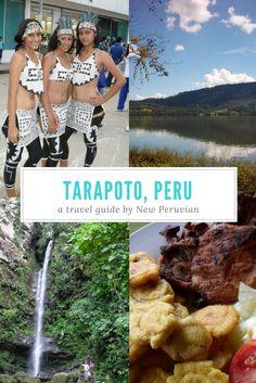 A travel guide to #Tarapoto, #Peru