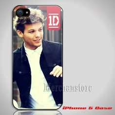 Louis Tomlinson One Direction iPhone 5 Case Cover