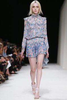 Nina Ricci Ready To Wear Spring Summer 2014 Paris