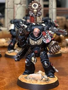 Eternal Crusade, Inspiration Tattoos, Warhammer 40k Miniatures, Crusaders, The Grim, Mini Paintings, Warhammer 40000, Space Marine, War Machine