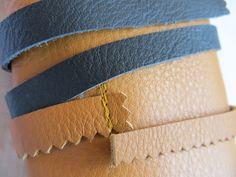 genuine leather tobacco pouch