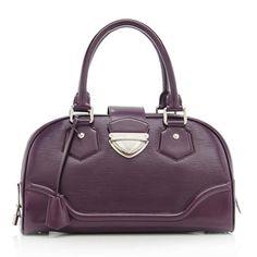Louis Vuitton Epi Leather Montaigne GM Satchel
