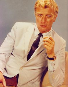 Because everyone wants to dress like Michael Caine, 'cuz he's Michael Caine.