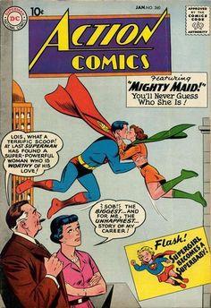 Action Comics #260  ®