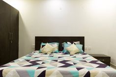 Check out this awesome listing on Airbnb: Kingsize Lux in modern community - Bed & Breakfasts for Rent in Hyderabad - Get $25 credit with Airbnb if you sign up with this link http://www.airbnb.com/c/groberts22