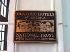 The Tutwiler Hotel - a registered historic landmark