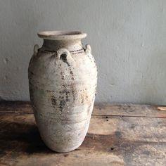 Old Khmer vase. Oliver Gustav , my new favourite shop.