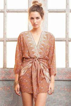 Winter Kate Jaya Dress in Tangerine Rose