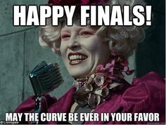 Twas the night before your first final, and all throughout your over-stressed mind....