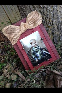 Barn wood 4x6 Picture frame by JMacDesignFrames on Etsy, $25.00