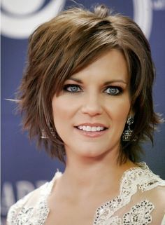 Image result for inverted bob with bangs and layers