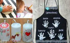15 cadeaux faits maison à créer avec vos enfants