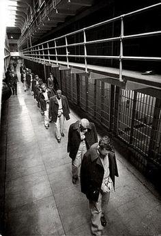 Last Prisoners Leave Alcatraz, 1963