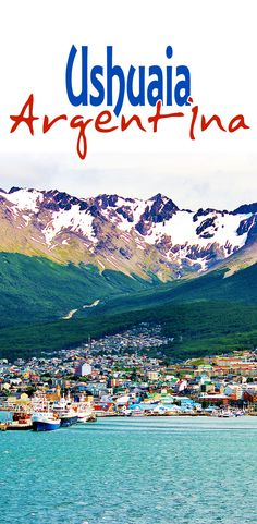 "I went here ❤️....Ushuaia, Argentina is labelled as the southernmost city in the world. Also, dubbed as ""The End of the World,"" it is a tourist port, complete with..."