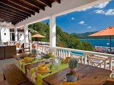 Casa Lupa, St. Thomas, Caribbean