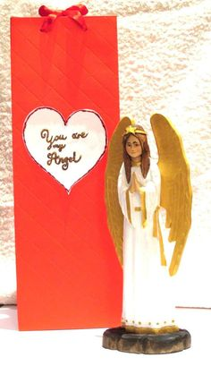Red & Gold Gift Ideas by Alicja W. on Etsy