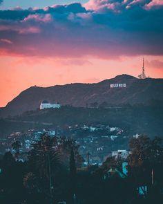 Los Angeles California by @3rdInspiration by CaliforniaFeelings.com california cali LA CA SF SanDiego