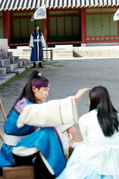 Moo Myung vs. Ji Dwi