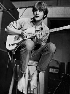 Alex Chilton of the Box Tops (and later Big Star) was only 16 when they scored a hit with The Letter.