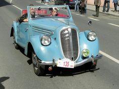Skoda Popular Cabriolet Vintage Cars, Antique Cars, Old Cars, Tractor, Transportation, Classic Cars, Passion, Trucks, Popular