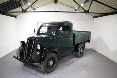 FOR SALE: 1954 FORDSON E83W PICK-UP TRUCK GREEN/BLACK   eBay