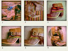 Wunderlust: DIY Boots