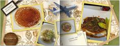 Create a photo book to document the food you ate on your trip-of-a-lifetime!