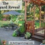backyard reveal