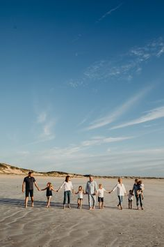 Family Photography Session on Cable Beach in Broome, Western Australia