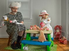 tea party with kids- Parenting resources by ZenParent