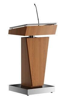 Unique designed Lecterns and presentation podiums - Design lectern