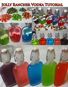 Jolly Rancher Vodka Tutorial - Food Recipes u can also use these in shooters or jello shots