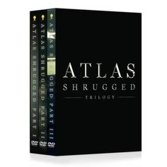 Atlas Shrugged Trilogy Box Set