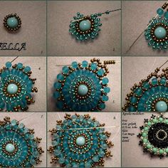 Lots of tutorials.  A few bead crochet patterns