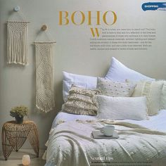 Did you spot the new @general_eclectic macrame and marble hook range in this months @yourhomeandgarden magazine!? You can now pre-order these online just search pre-order on our www.. To easy!
