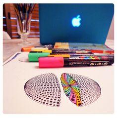 There´s always color inside x Luna Portnoi, via Flickr.
