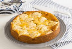 Bak jouw cake met kwark voor een heerlijke frisse smaak. Deze appelkwarkcake maak je met Koopmans Boerencakemeel.