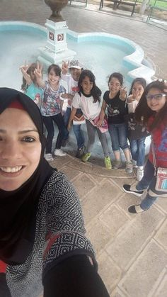Just before the start of the Ramadan on the 6th of June, Project Hope organised Summer camp activities at the Project Hope Training Centre. Five international volunteers, seven local volunteers and two staff members (Noura and Mohammad) taught around 100 children in the age group from 6 to 14 years old from all over Nablus.