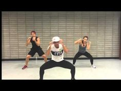 Turbo Kick 45 min workout - YouTube