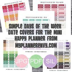 Free Printable Days