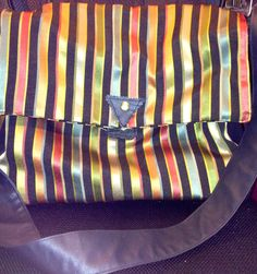 Laptop/Messenger Bag with Strap Snap and Velcro Shoulder by CYGI, $40.00
