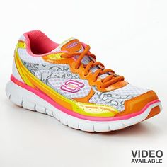 Skechers Outfield Athletic Shoes - Women
