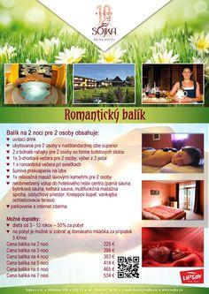 Hotel Sojka, Malatíny - ubytovanie Liptov, Slovensko, oddych, dovolenka